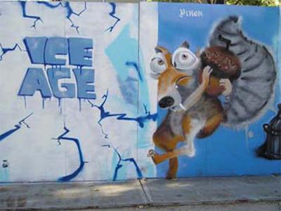 Ice Age - La edad del Hielo