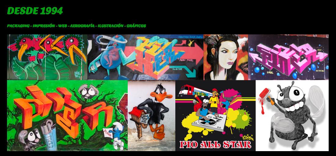 graffiti, pikerone, piker,