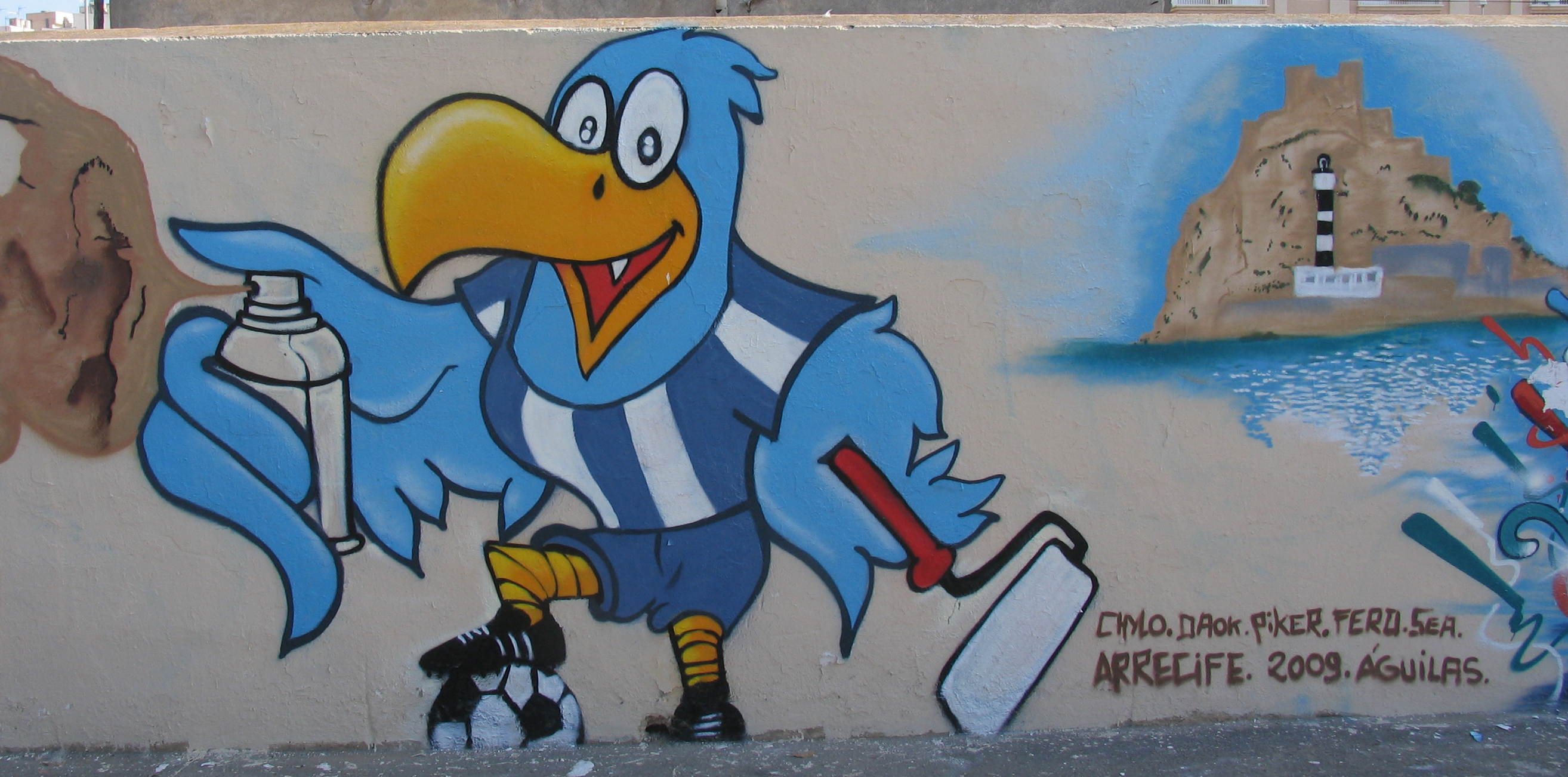 Graffiti Agly