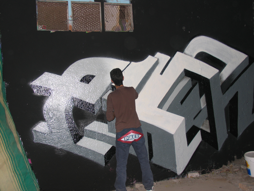 villalba graff piker in action