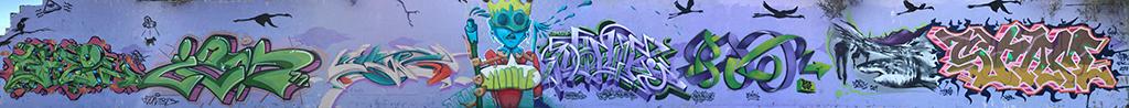 graffiti Mazarrón