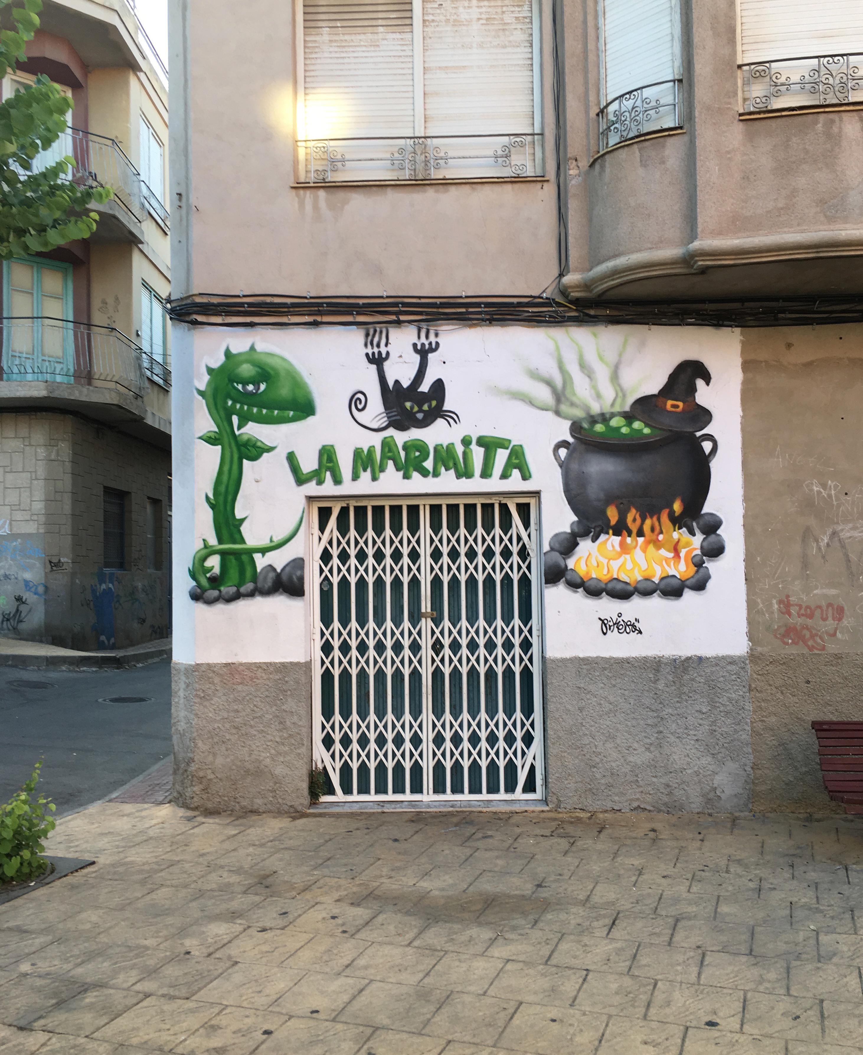 La Marmita by Piker One