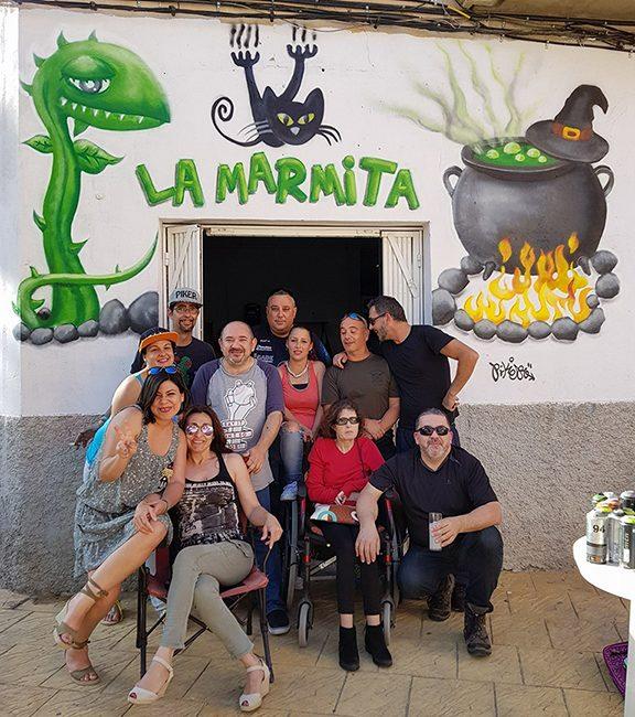Piker One en La Marmita