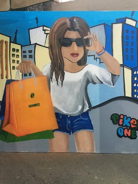 Feria Outlet Graffiti Pikerone