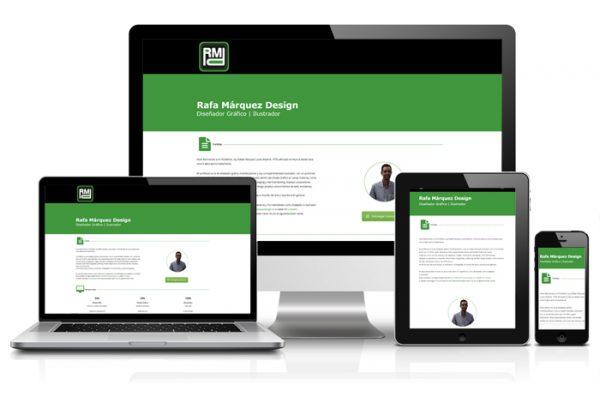 diseño web responsive multi dispositivo