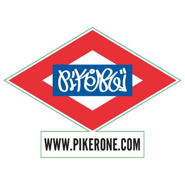 logo metro de madrid by piker