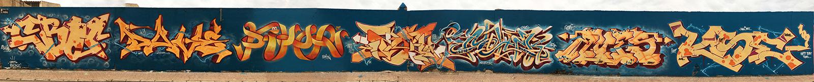 graffiti semos rap pikerone and company