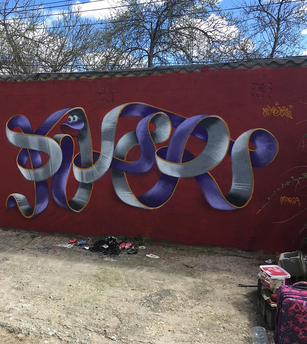 Graffitero económico y profesional