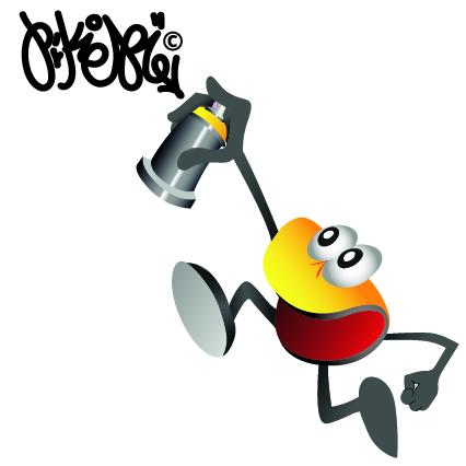 piker clam graffiti
