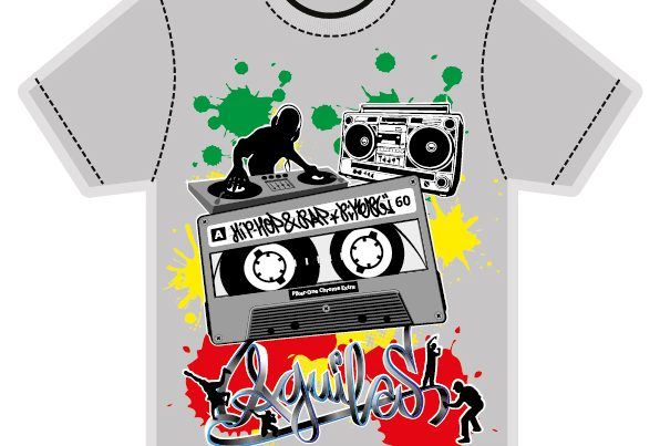 camiseta aguilas rap pikerone