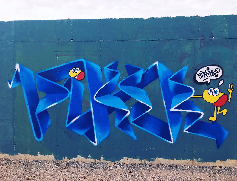 Piker Clams - Rambla de las culebras (Águilas)
