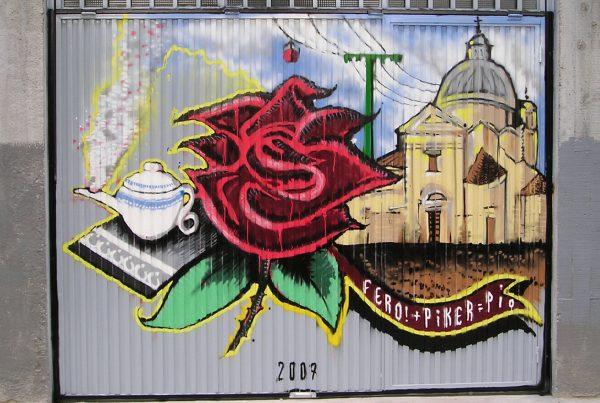 Rosa de Té Piker & Phero