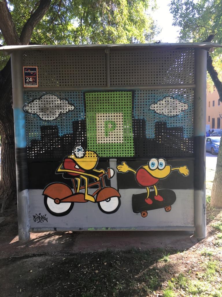 piker clams oficina del graffiti murcia 2