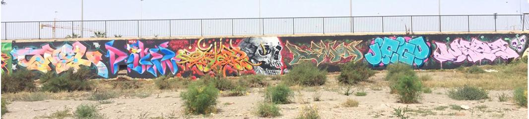 mural graffiti cumple rues ce piker nohek rues dems figo weds.