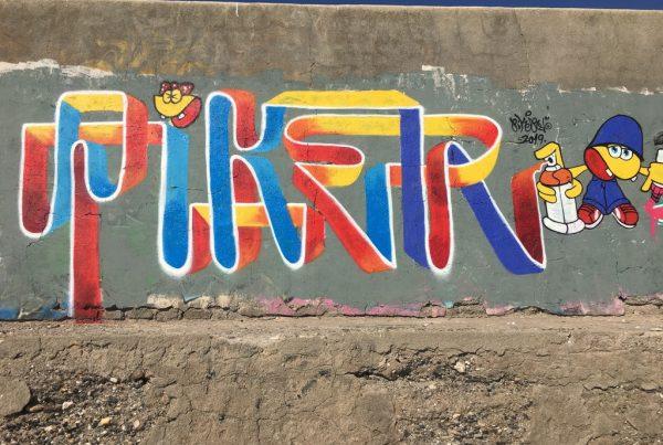 graffiti piker
