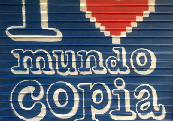 graffiti exterior mundocopia pikerone
