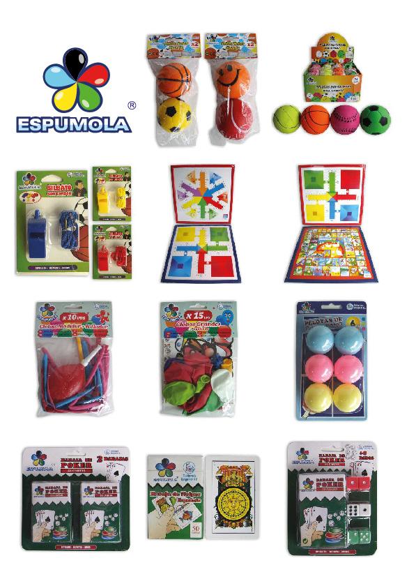 packaging juegos y juguetes