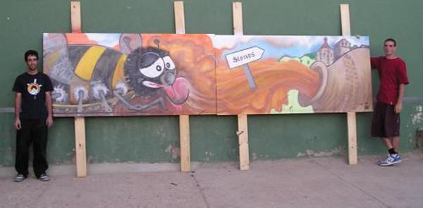 piker-fero-graffiti-fiestas de sienes